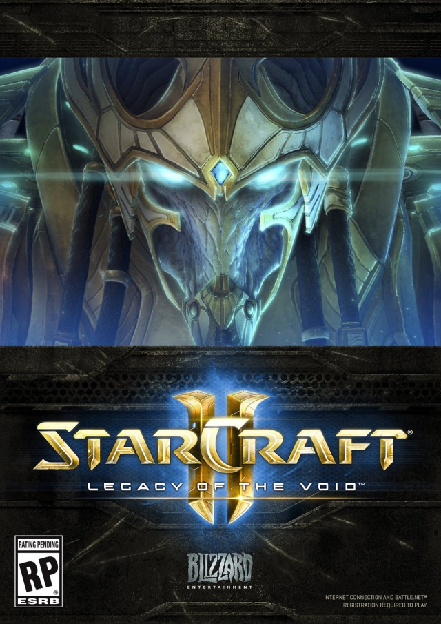 StarCraft II: Legacy of the Void - PC - gamepressure.com