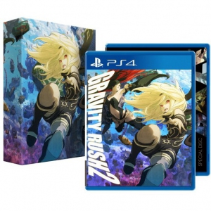 Gravity Rush 2 Limited Edition (PS4)