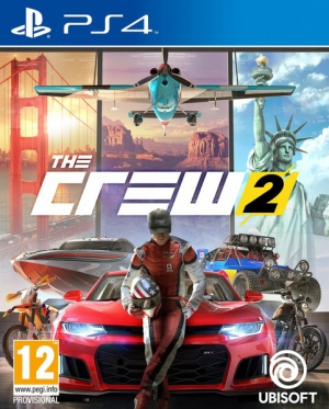 [Pre-order] The Crew 2 (PS4)