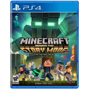 Minecraft: Story Mode - Season Two (PS4)