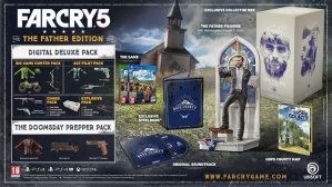 [Pre-order] Far Cry 5 : The Father Edition (PS4)