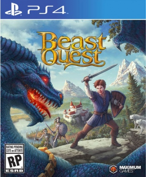 [Pre-order] Beast Quest (PS4)