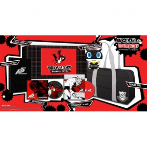 "Persona 5 ""Take Your Heart"" Premium Edition (PS4)"