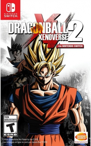 Dragonball Xenoverse 2 (Switch)