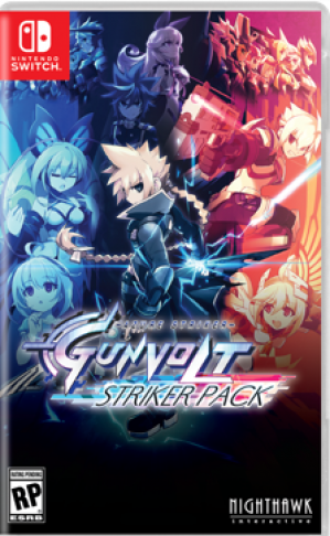 Azure Striker Gunvolt Striker Pack (Switch)