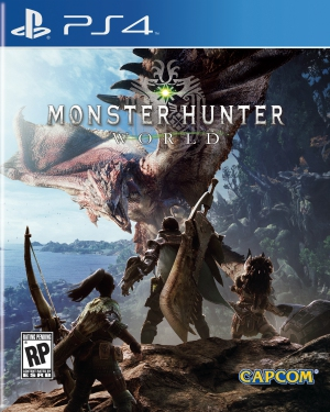 [Pre-order] Monster Hunter World (PS4)
