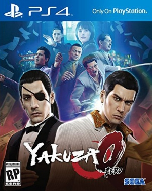 Yakuza 0 The Business Launch Edition (PS4)