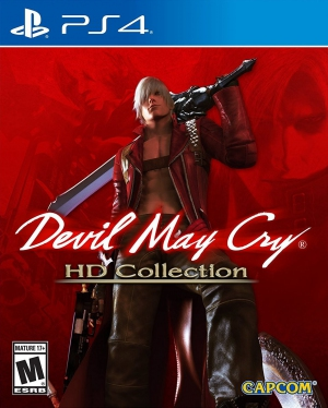 [Pre-order] Devil May Cry HD Collection (PS4)