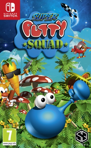 Super Putty Squad (Switch)