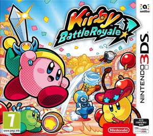[Pre-order] Kirby Battle Royale (3DS)