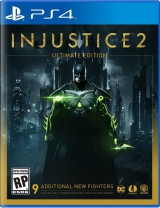 [Pre-order] Injustice 2 Ultimate Edition (PS4)