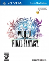 [Pre-order] World of Final Fantasy (PSV)(Chinese Subtitle)