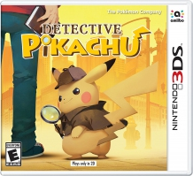 [Pre-order] Detective Pikachu (3DS)