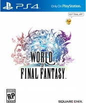[Pre-order] World of Final Fantasy (PS4)(Chinese Subtitle)