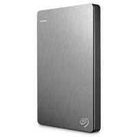 Seagate® Backup Plus Portable Drive - Silver (2TB)