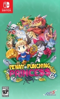[Pre-order] Penny-Punching Princess (Switch)
