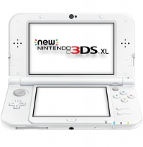 Nintendo New 3DS XL (Pearl White)