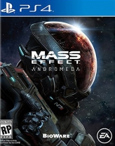 [Pre-order] Mass Effect: Andromeda (PS4)