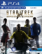 [Pre-order] Star Trek: Bridge Crew (PS4)