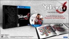 [Pre-order] Yakuza 6 Launch Edition