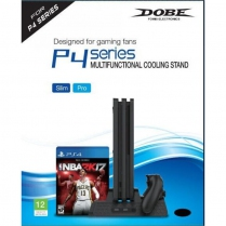 Dobe Mutlifunctional Cooling Stand for PS4 Slim/Pro