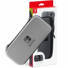 Slim Pouch for Nintendo Switch (Silver)