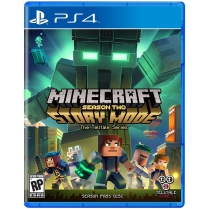 [Pre-order] Minecraft: Story Mode - Season Two (PS4)