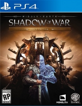 [Pre-order] Middle-earth: Shadow of War Gold Edition (PS4)