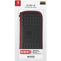 Hori Tough Pouch for Nintendo Switch (Red)