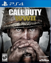 [Pre-order] Call of Duty: WWII (PS4)