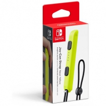 Nintendo Switch Joy-Con Strap (Neon Yellow)