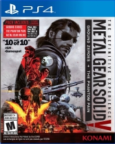 [Pre-order] Metal Gear Solid V: The Definitive Experience (PS4)