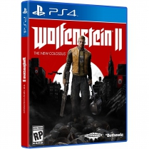 [Pre-order] Wolfenstein II: The New Colossus