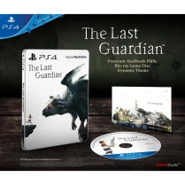 [Pre-order] The Last Guardian Steelbook Edition (PS4)