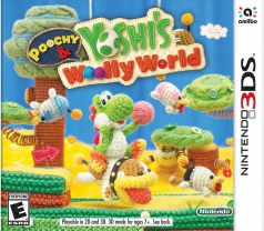 [Pre-order] Poochy & Yoshi's Woolly World (3DS)