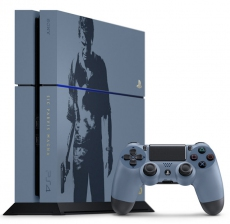 [Pre-order] PlayStation 4 500GB with Uncharted 4: A Thief's End Bundle (SEA Official Warranty)