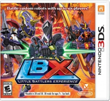 Little Battlers eXperience (3DS)