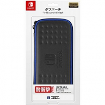 Tough Pouch for Nintendo Switch (Blue)
