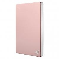 Seagate® Backup Plus Portable Drive - Rose Gold (2TB)
