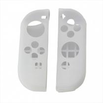 Slilicon Skin for Nintendo Switch Joy-Cons (White)