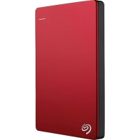 Seagate® Backup Plus Portable Drive - Red (2TB)
