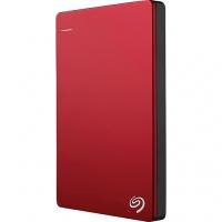 Seagate® Backup Plus Portable Drive - Red (1TB)