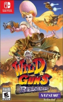 [Pre-order] Wild Guns Reloaded (Switch)