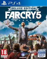 [Pre-order] Far Cry 5 Deluxe Edition (PS4)