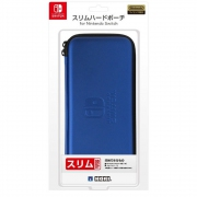 Hori Slim Pouch for Nintendo Switch (Blue)