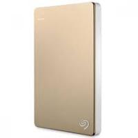 Seagate® Backup Plus Portable Drive - Gold (2TB)