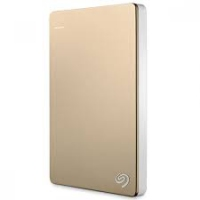 Seagate® Backup Plus Portable Drive - Gold (1TB)