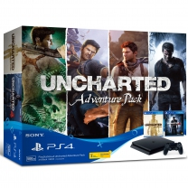 PlayStation 4 Uncharted Adventure Pack