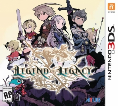 Legend Of Legacy (3DS)