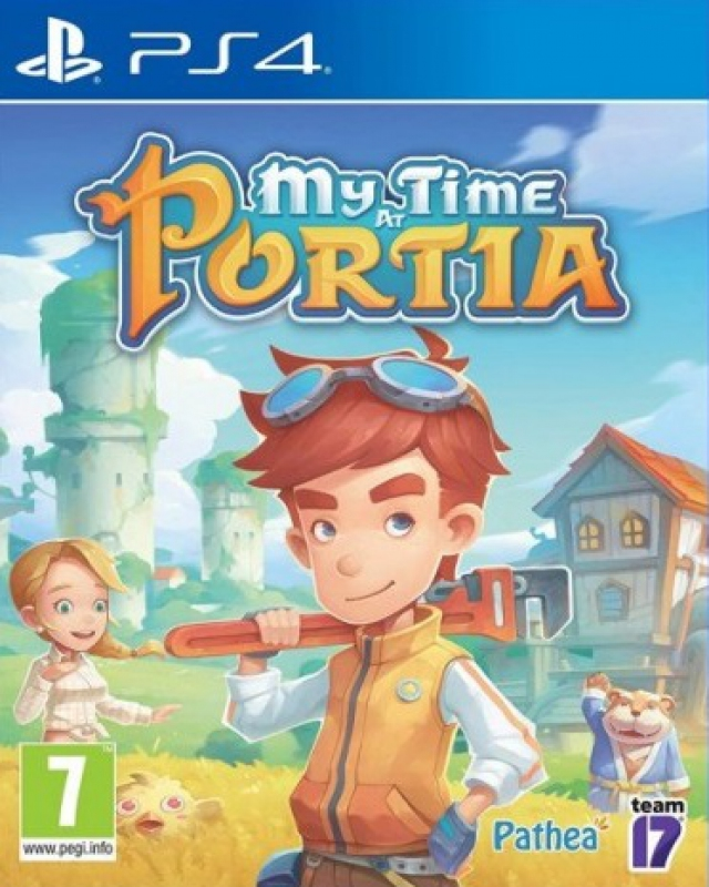 My Time At Portia Ps4 Playstation 4 Gt Games Playstation